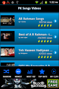 PK Songs Videos - screenshot thumbnail
