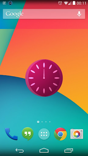 Timetool Clock Widget