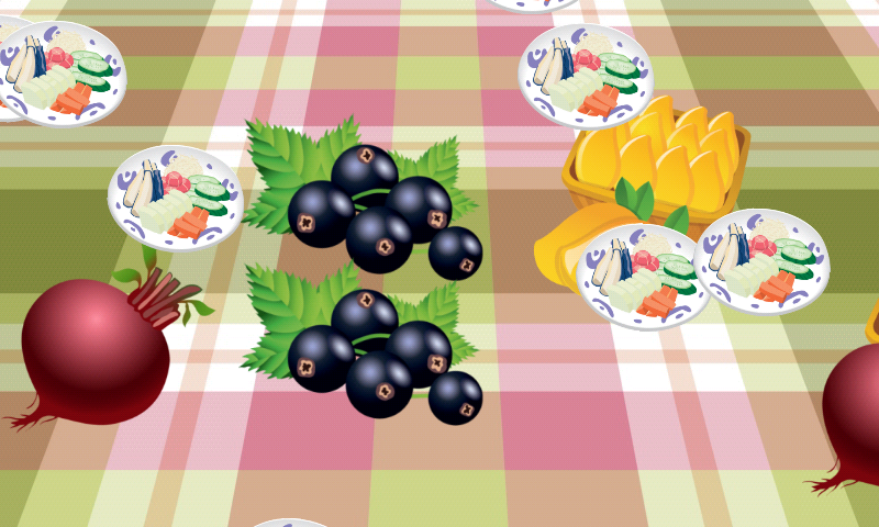 Fruits Vegetables for Toddlers- screenshot