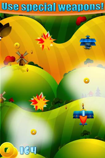 無料冒险AppのAlpha Planes - 楽しい冒険は飛行機を飛ぶ 記事Game