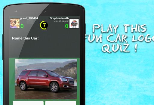 汽車標志問答游戲