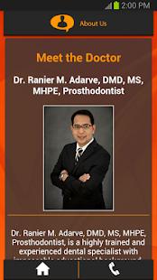 Adarve Prosthodontics- screenshot thumbnail