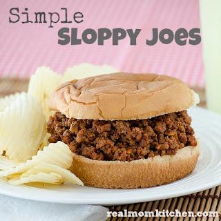 Simple Sloppy Joes Recipe