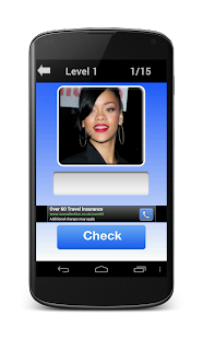 Famous Faces - Celebrity Quiz - screenshot thumbnail