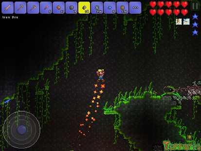 Terraria. - screenshot thumbnail