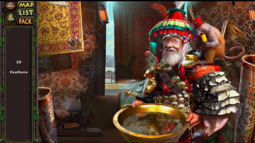 Amazon:Hidden Expedition-Full - screenshot