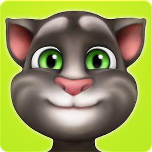 My Talking Tom v2.5.2 APK+DATA (Mod)