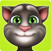 Free app My Talking Tom Tablet