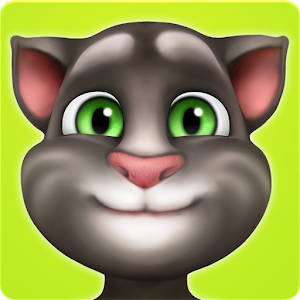 Apps apk My Talking Tom  for Samsung Galaxy S6 & Galaxy S6 Edge