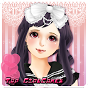 Lolita Doll anime dressup icon