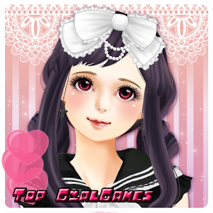 Lolita Doll anime dressup for PC and MAC