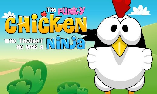 Ninja Chicken- screenshot thumbnail