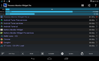 3C Process Monitor Pro 2.3 [Full Patched] Cracked Apk 6