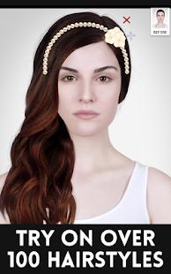 Strange Celebrity Hairstyle Salon Android Apps On Google Play Short Hairstyles Gunalazisus