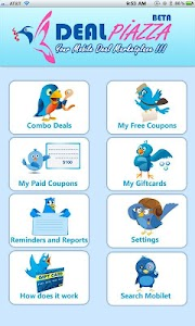 DealPiazza - Coupons giftcards screenshot 1