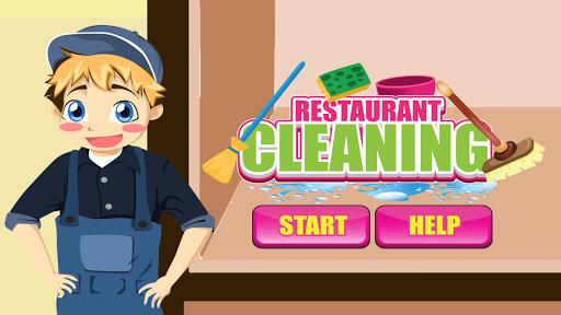 Juegos de limpieza de cocina