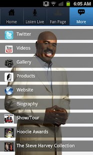 Steve Harvey - screenshot thumbnail