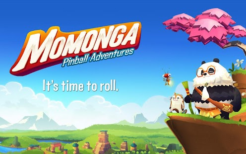 Momonga Pinball Adventures- screenshot thumbnail