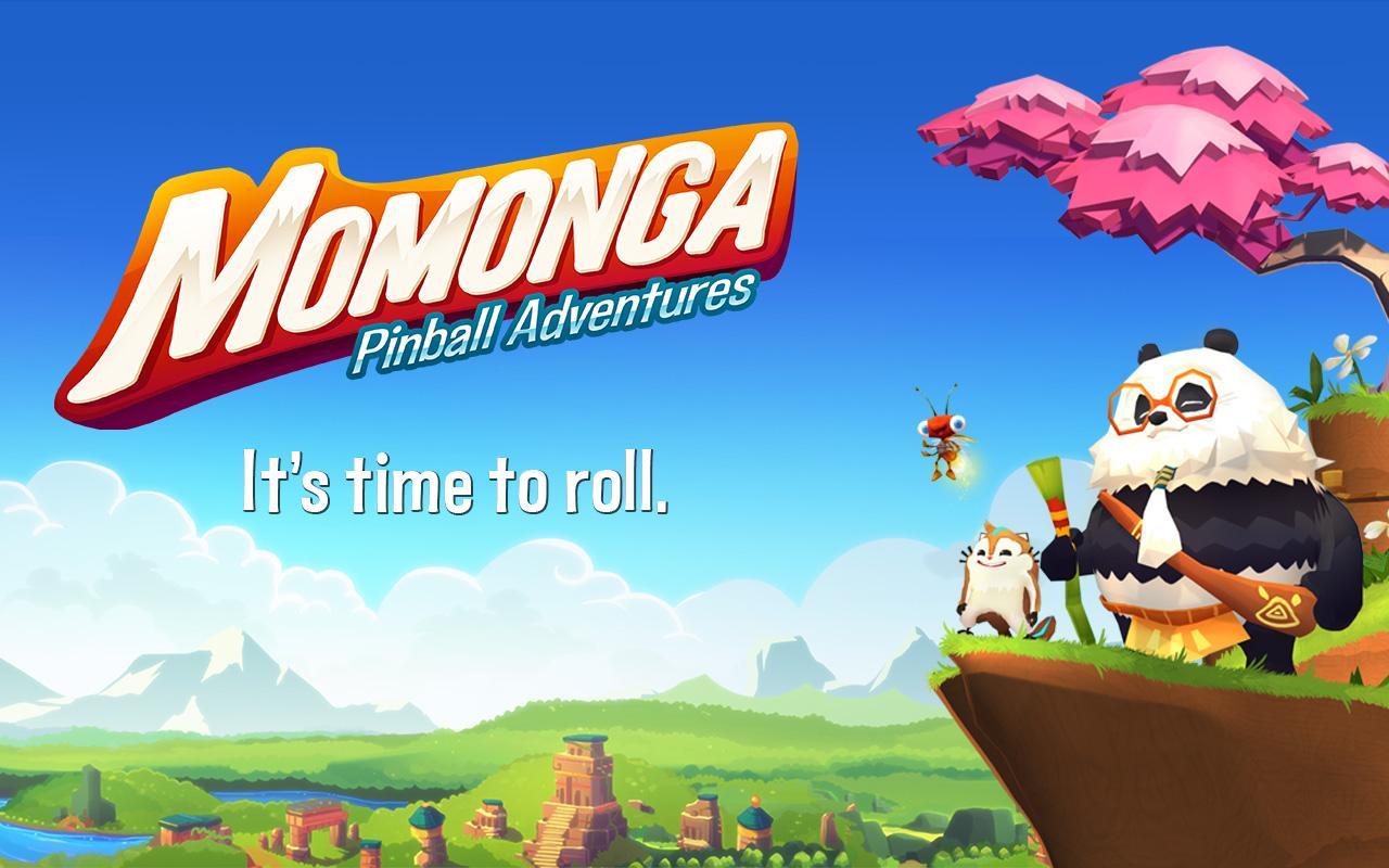 Momonga Pinball Adventures - screenshot
