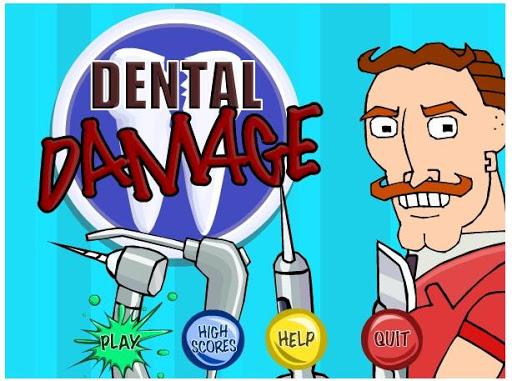 遊戲牙科醫生