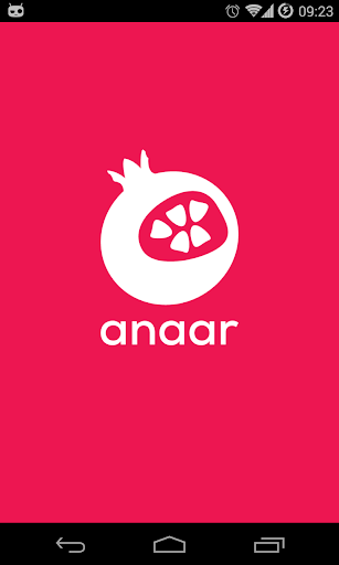 Anaar: Data Seeding