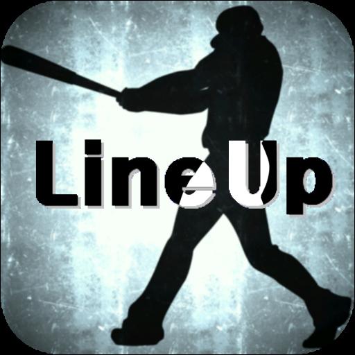 라인업 (사회인 야구, 게임오더, 라인업) 運動 App LOGO-硬是要APP