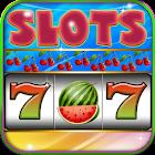 Classic 777 Fruit Slots icon