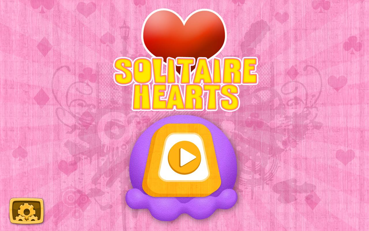 Solitaire Hearts - screenshot