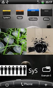 SiMi Folder Widget- screenshot thumbnail