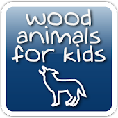 Wood Animals for Kids