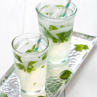 Basil Lemonade Recipe