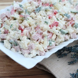 Cauliflower Mix Salad