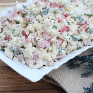 Cauliflower Mix Salad.