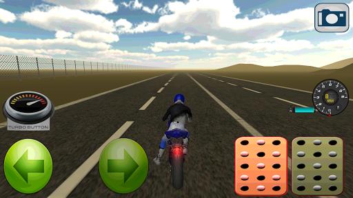 Gerçek Motor Sürme Oyunu 3D
