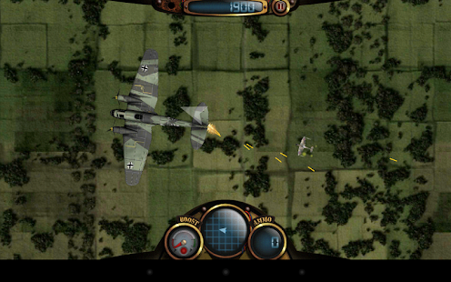 Pocket Dogfights- screenshot thumbnail
