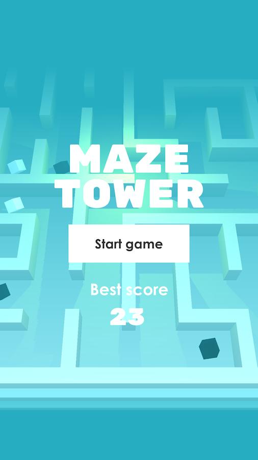 Maze-Tower 4