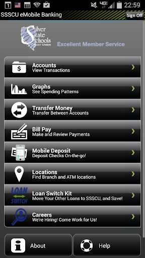 SSSCU Mobile Banking