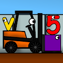 Kids Trucks Preschool Learning icon