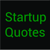 Motivation Startup Quotes