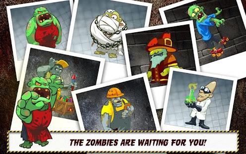Grandpa and the Zombies - screenshot thumbnail