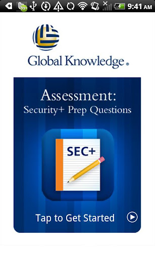 Security+ Prep Questions