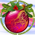 Xmas Eve Clock icon