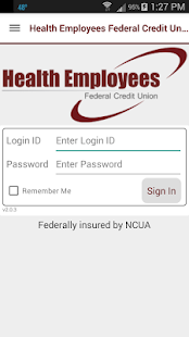 Health Employees FCU Mobile- screenshot thumbnail