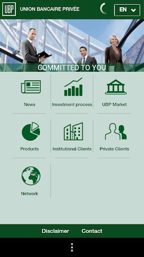 Union Bancaire Privée UBP SA