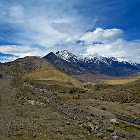 by Indroneel Mukerji - Landscapes Mountains & Hills