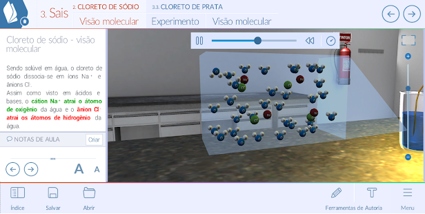 Lab. de Reações- screenshot thumbnail