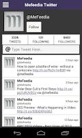 Screenshot of MeFeedia