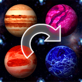 Space Bubbles Free Puzzle Game