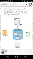 Screenshot of Database Management System