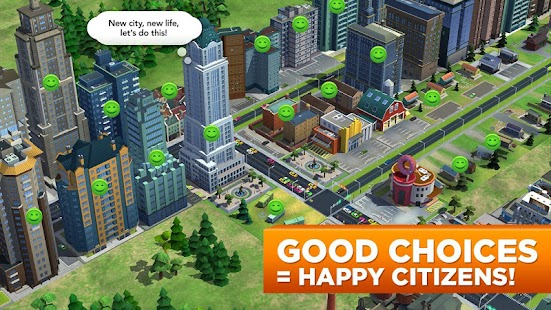 SimCity BuildIt Screenshot 34